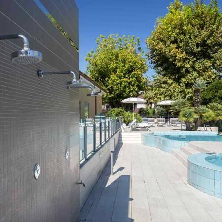 Hotel con piscina a Rimini 3 stelle