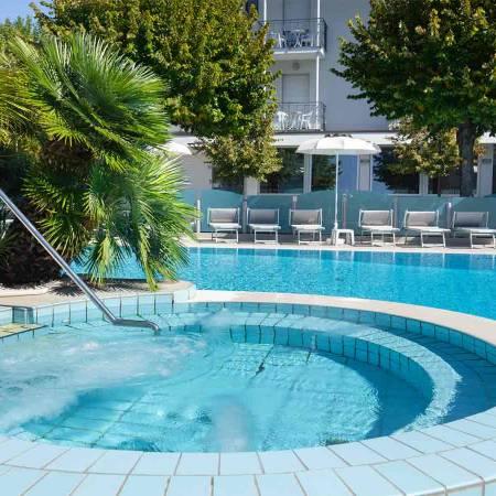 Hotel Bellaria Igea Marina Rimini con idromassaggio