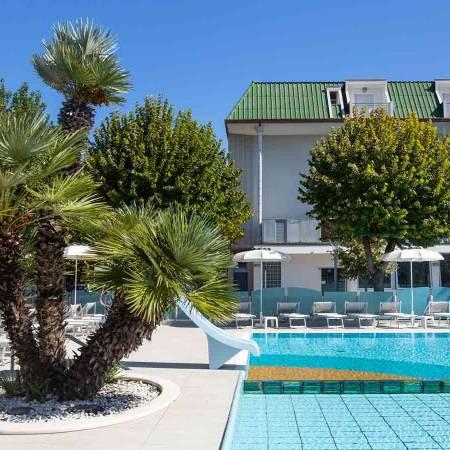 Hotel Bellaria di Rimini con piscina