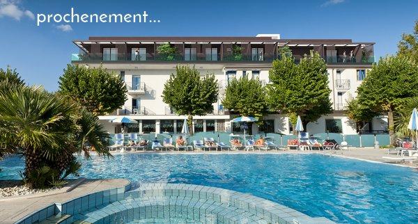 Hotel 3 etoiles à Bellaria Igea Marina (Rimini) avec piscine et all inclusive