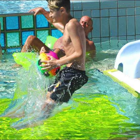 Hotel in romagna con piscina e scivoli